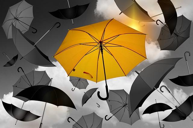 originální deštník