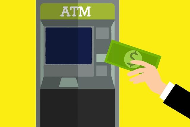 ATM a dolar